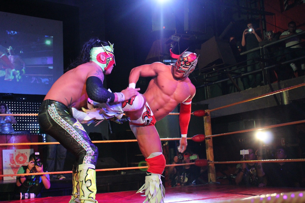 Dragon Lee Pidió Revancha A Juventud Guerrera En The House Of Juice