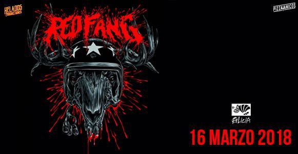 Red Fang Mexico Radeeal Fm